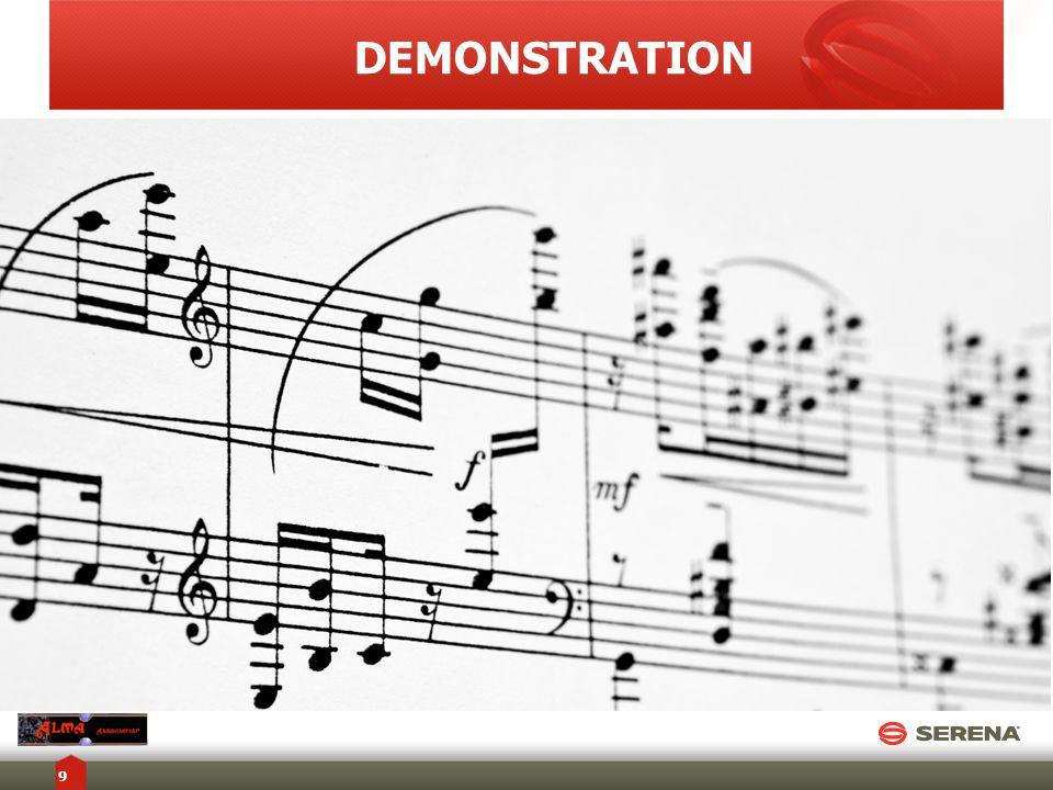 9 DEMONSTRATION