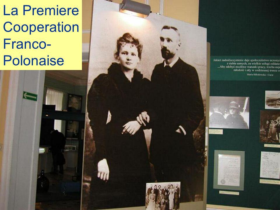 La Premiere Cooperation Franco- Polonaise