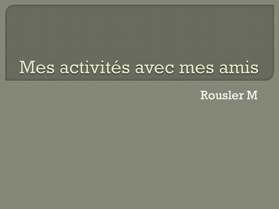 Rousler M