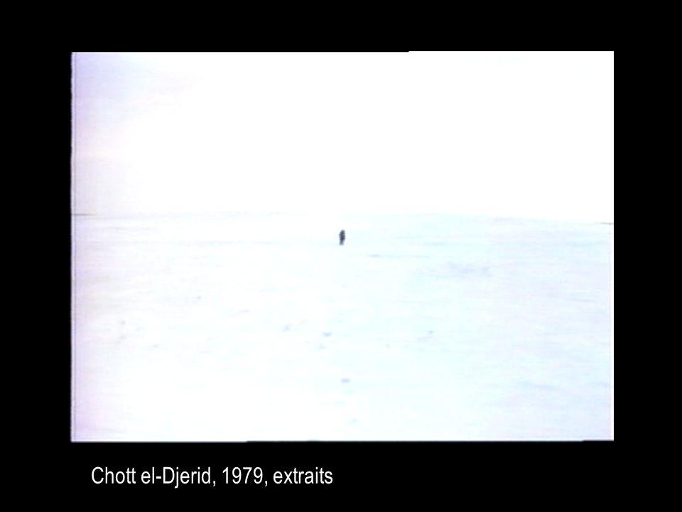 Chott el-Djerid, 1979, extraits
