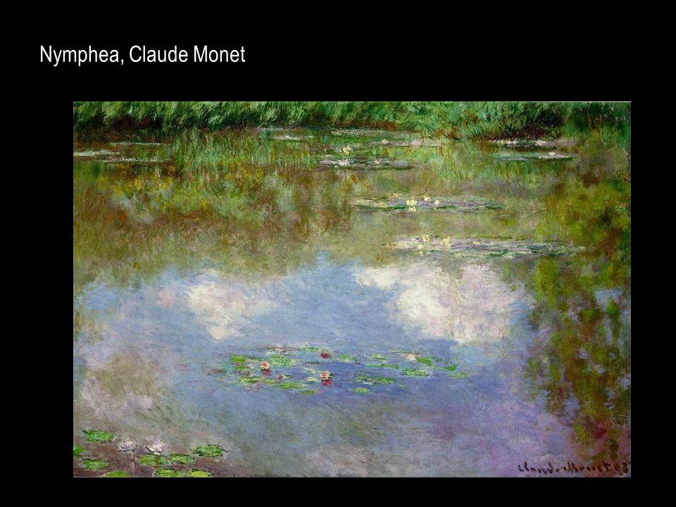 Nymphea, Claude Monet