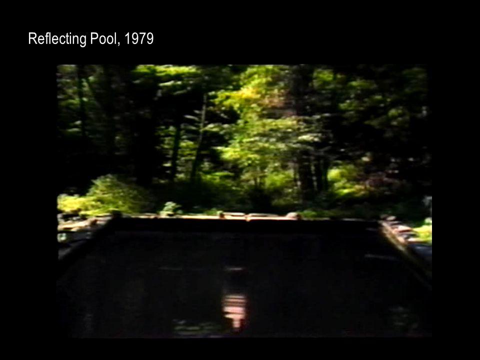 Reflecting Pool, 1979