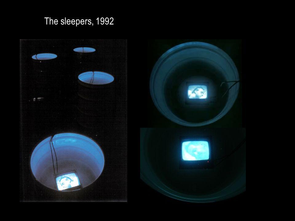 The sleepers, 1992