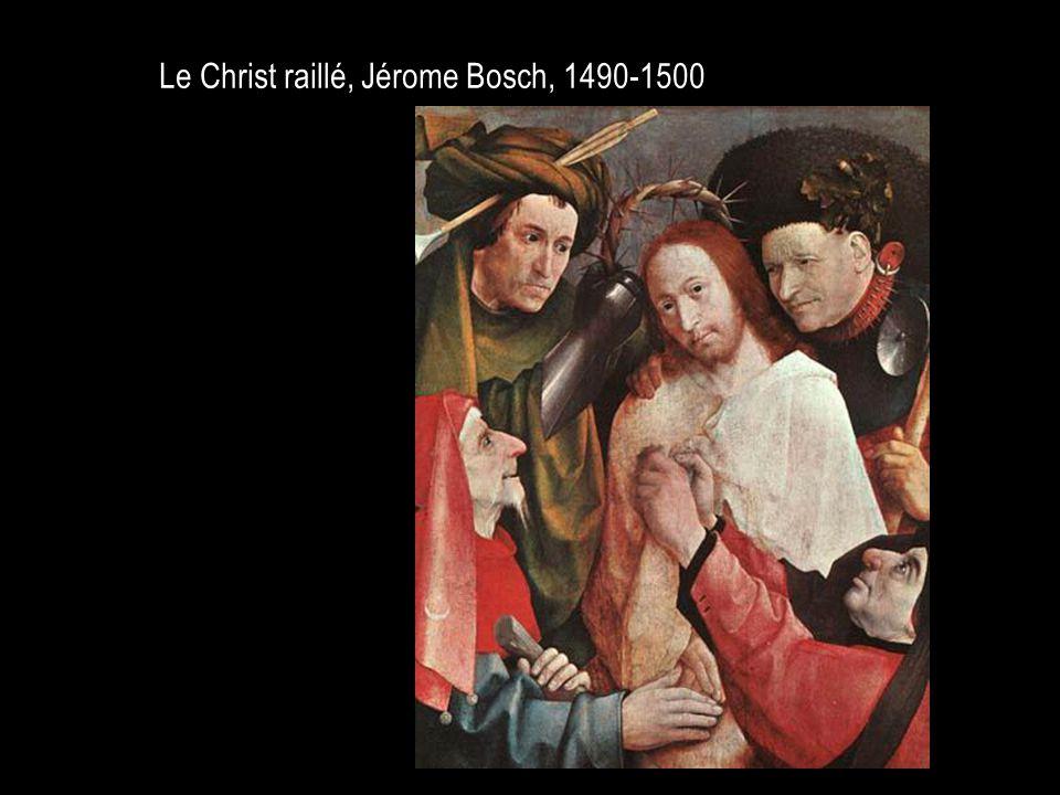 Le Christ raillé, Jérome Bosch, 1490-1500