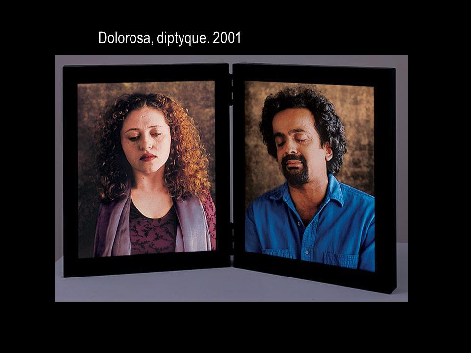 Dolorosa, diptyque. 2001