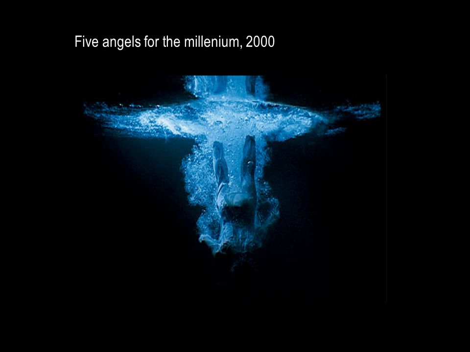 Five angels for the millenium, 2000