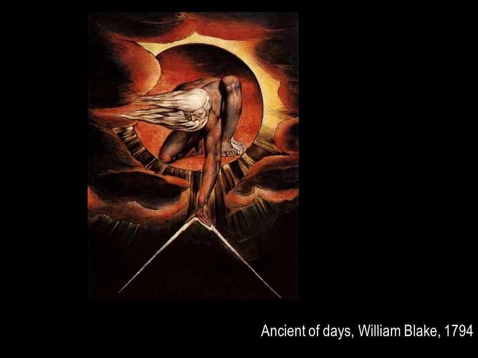 Ancient of days, William Blake, 1794