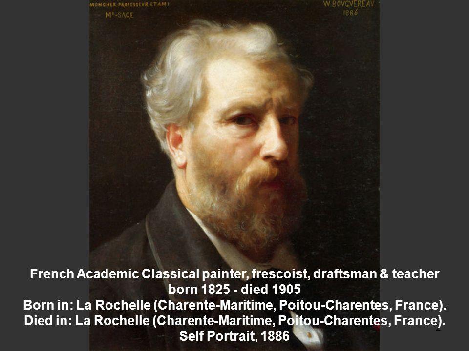 1 William Bouguereau