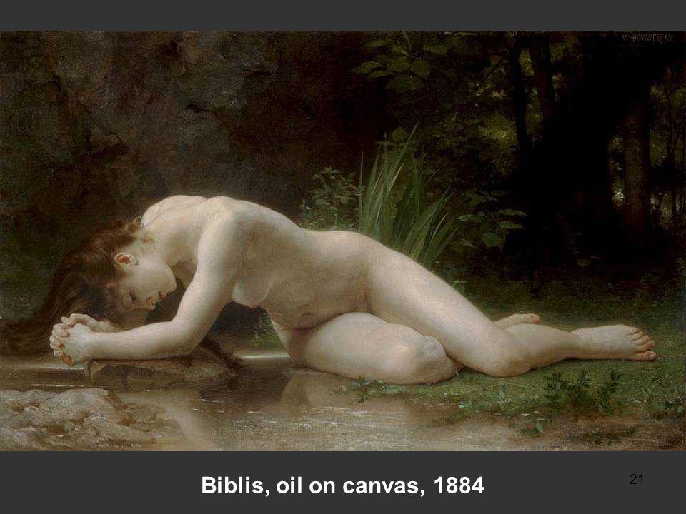 20 Le jour des morts, oil on canvas, 1859