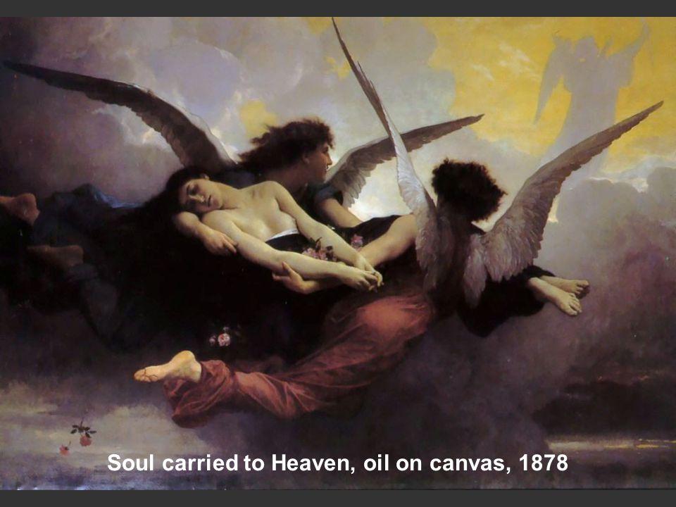 8 Naissance de Venus. oil on canvas, 1879