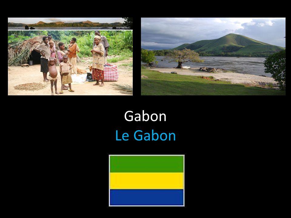 Gabon Le Gabon