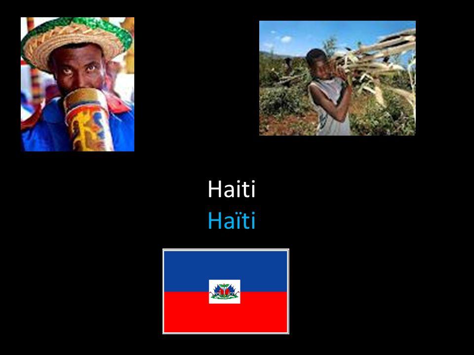 Haiti Haïti