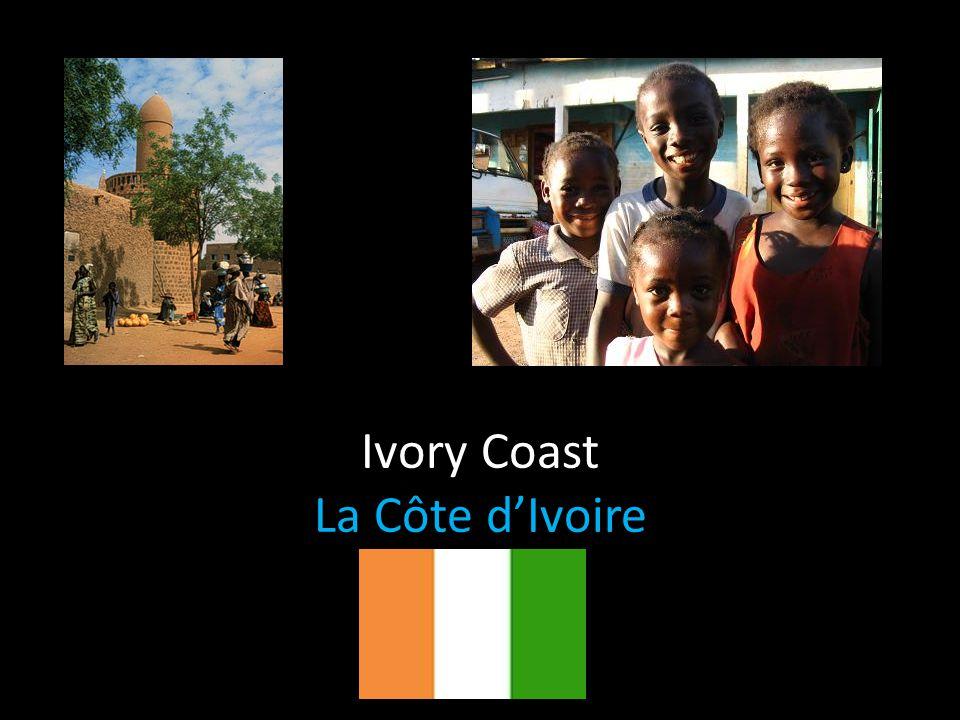 Ivory Coast La Côte d'Ivoire