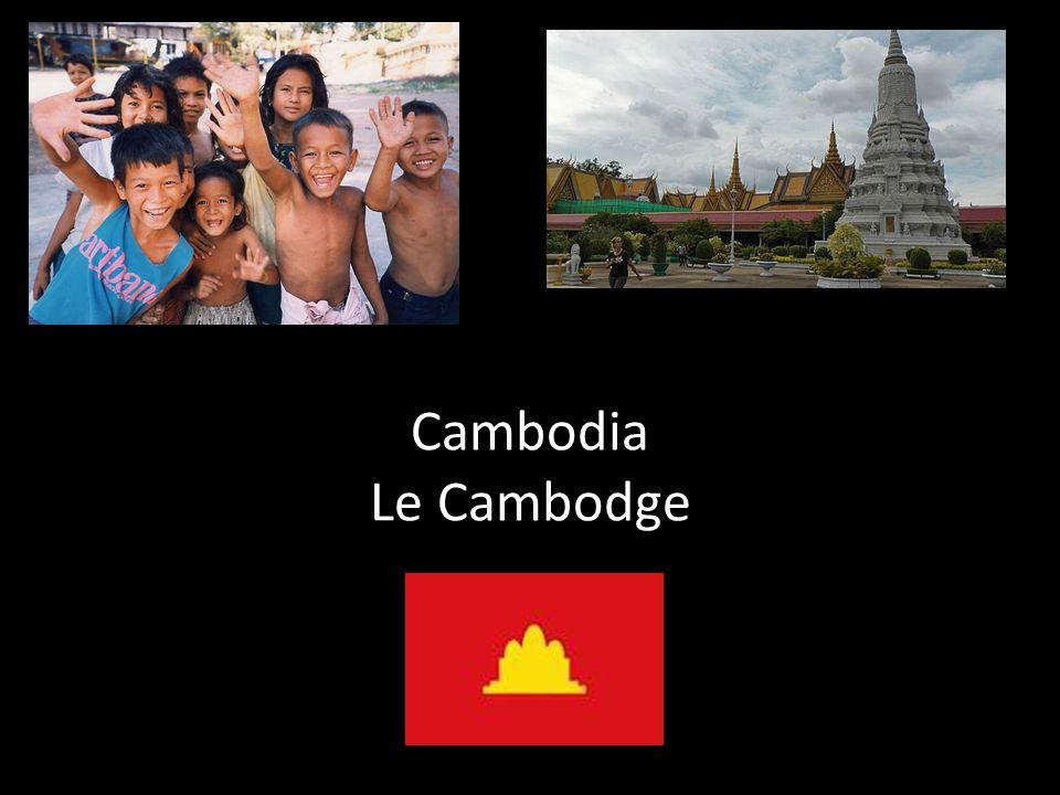 Cambodia Le Cambodge