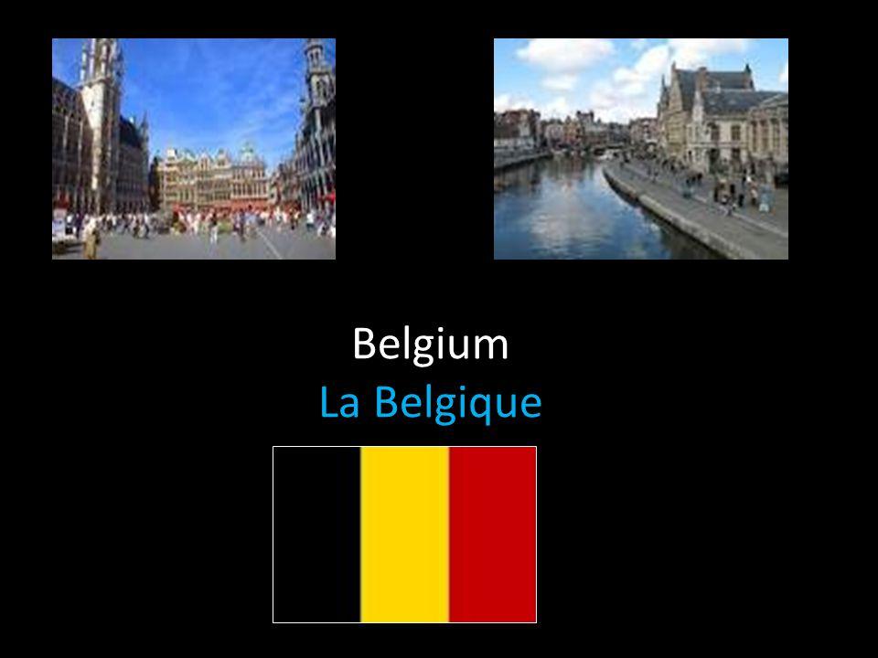 Belgium La Belgique
