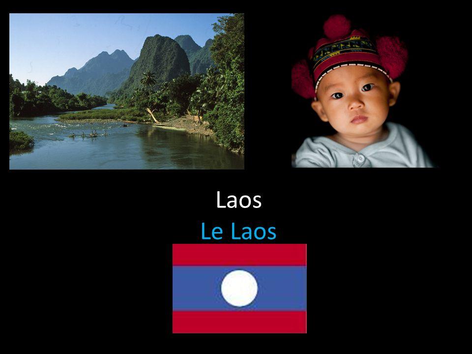 Laos Le Laos