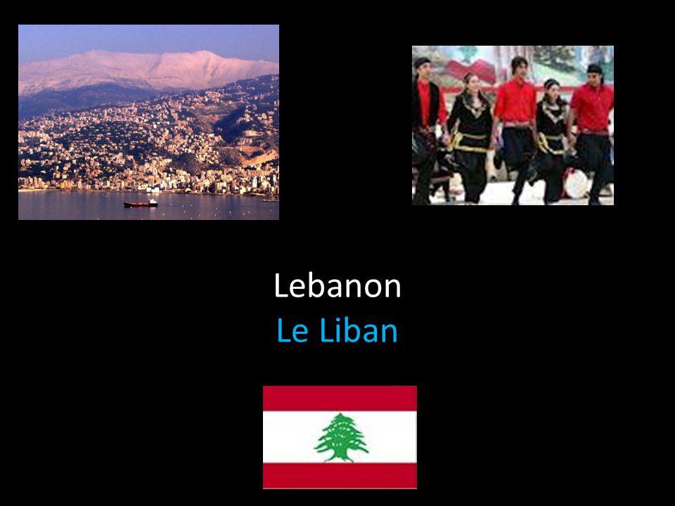 Lebanon Le Liban