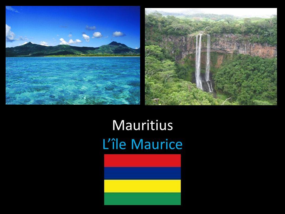 Mauritius L'île Maurice