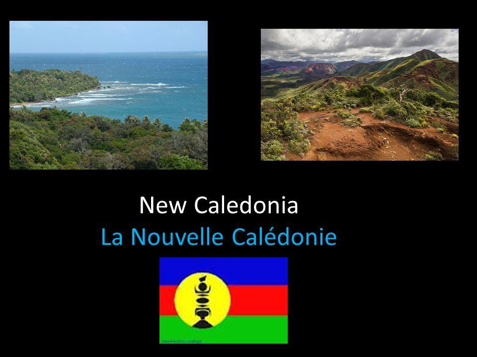 New Caledonia La Nouvelle Calédonie