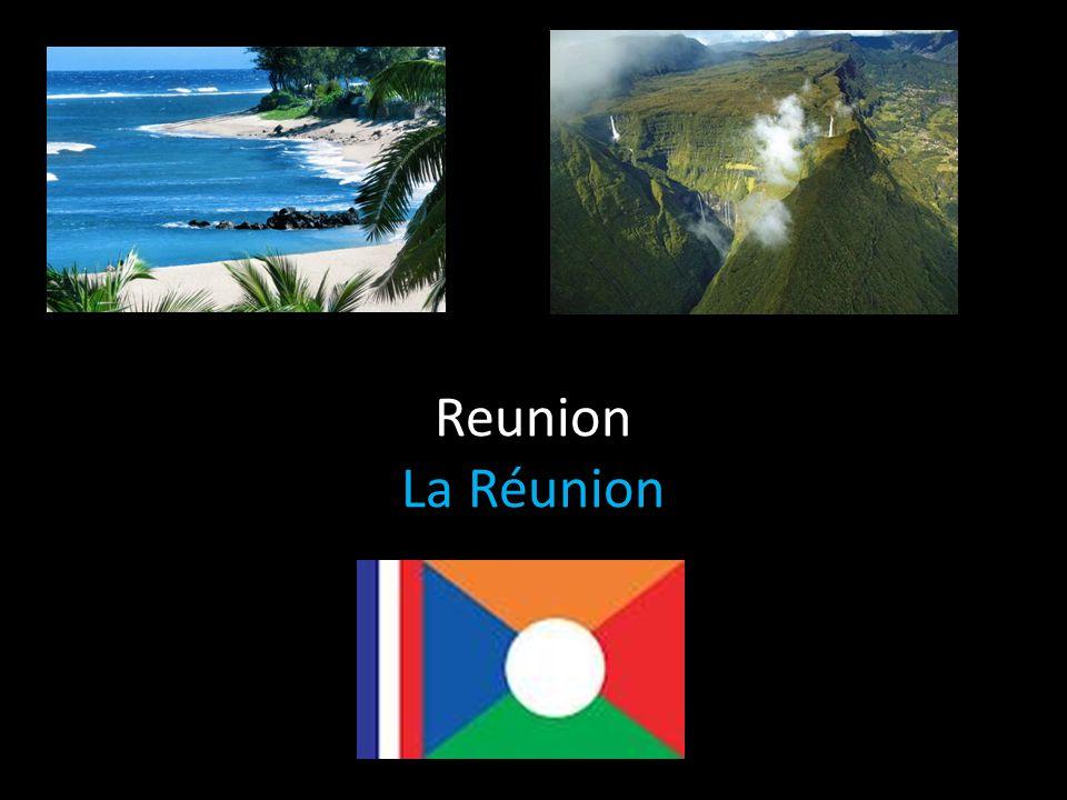 Reunion La Réunion