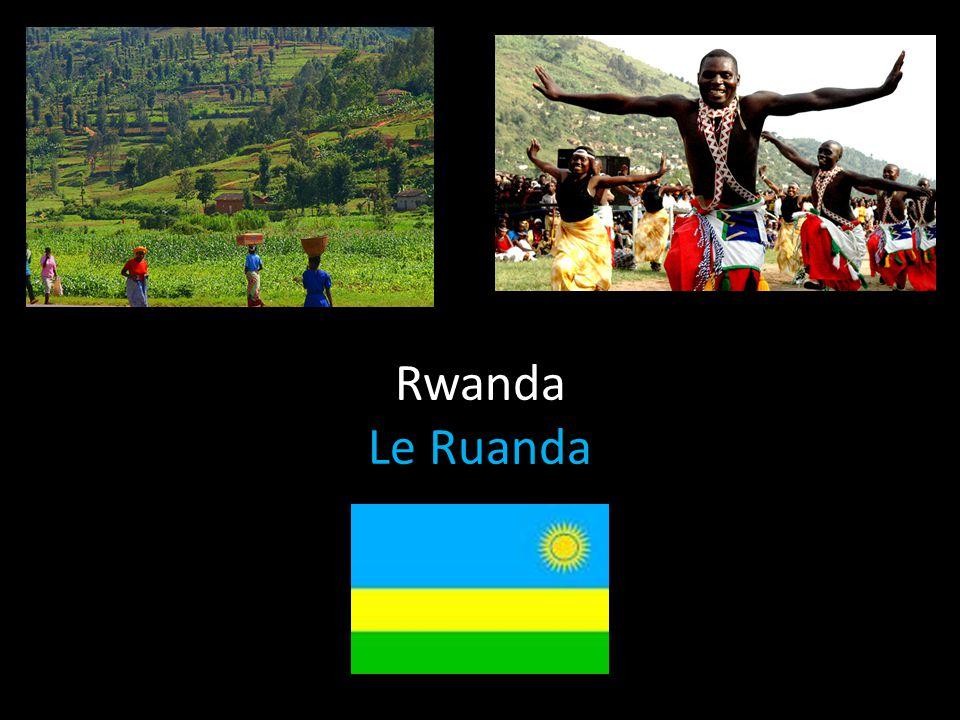 Rwanda Le Ruanda