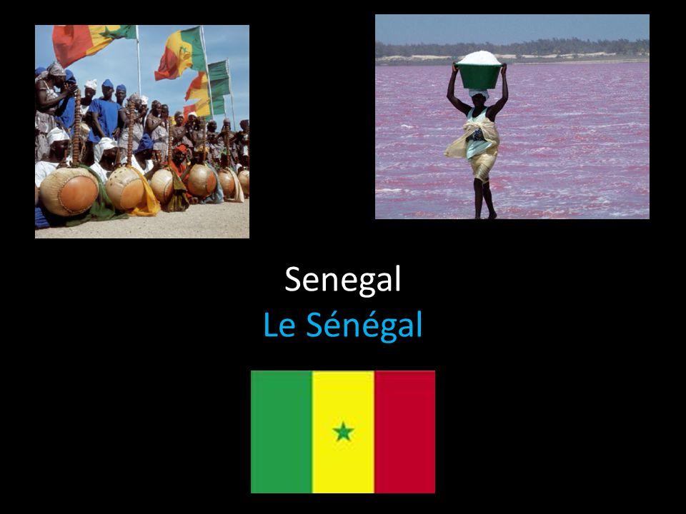 Senegal Le Sénégal