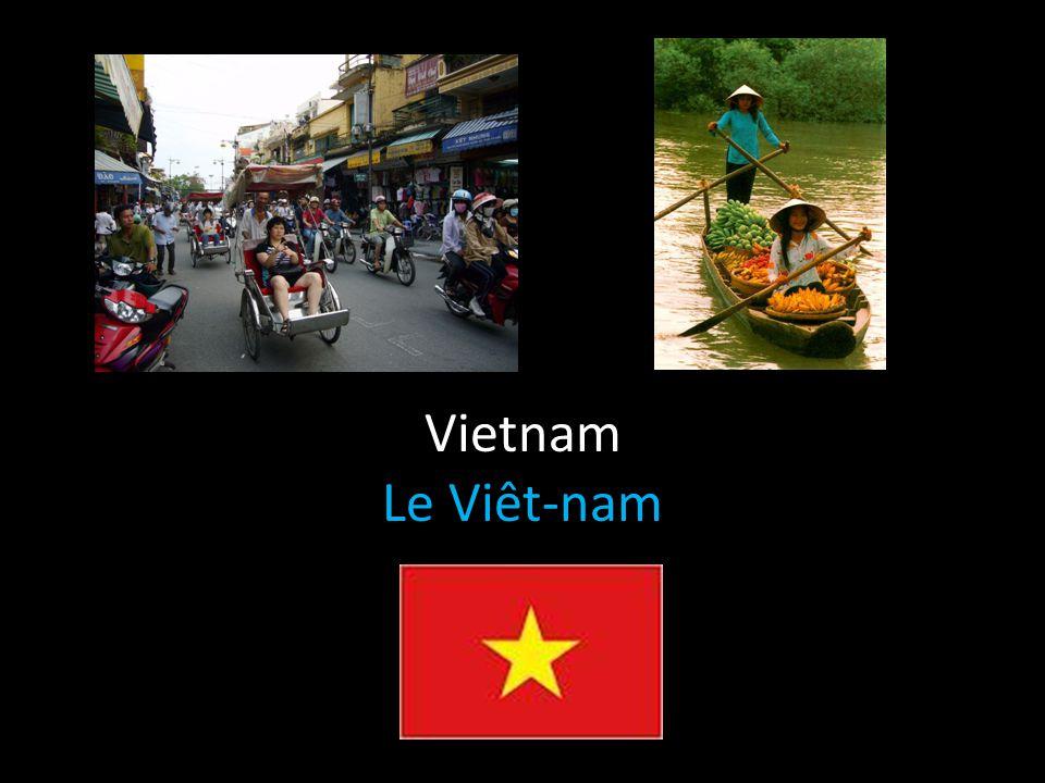 Vietnam Le Viêt-nam