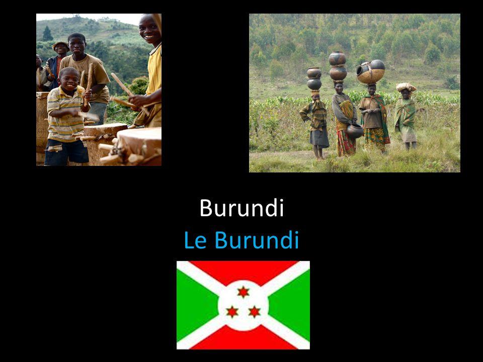 Burundi Le Burundi