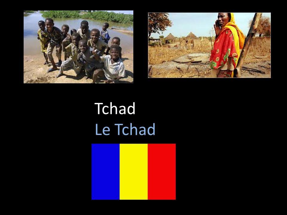 Tchad Le Tchad