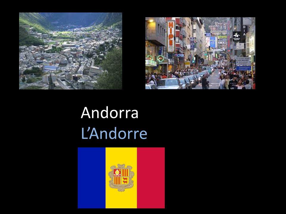 Andorra L'Andorre