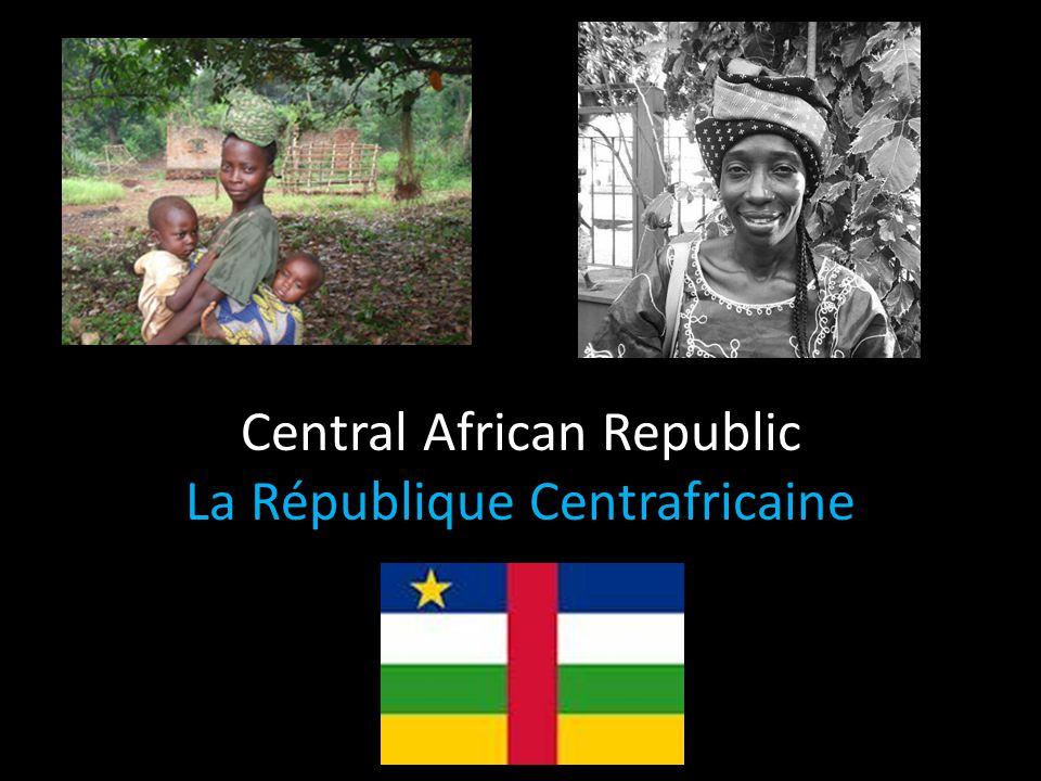 Democratic Republic of the Congo La République démocratique du Congo