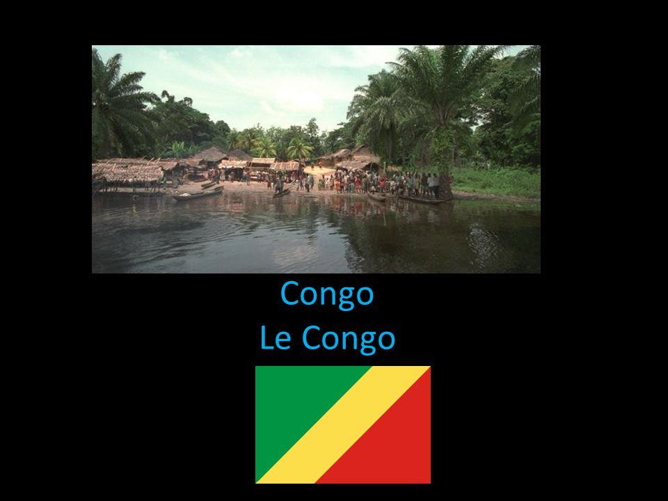 Congo Le Congo