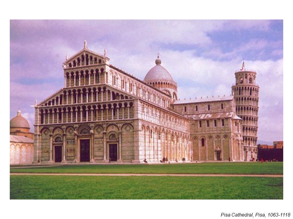 Pisa Cathedral, Pisa, 1063-1118