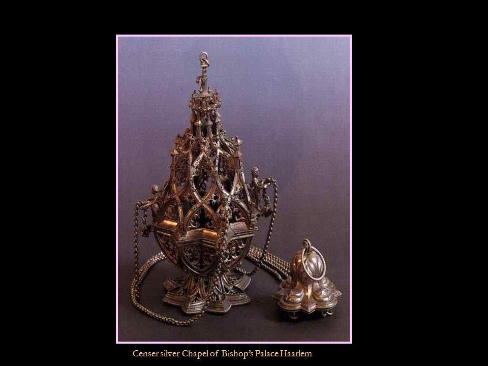 Goslar Mining Cup silver,gilt,Town Hall Goslar