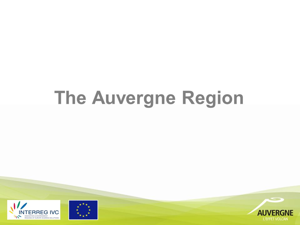 The Auvergne Region