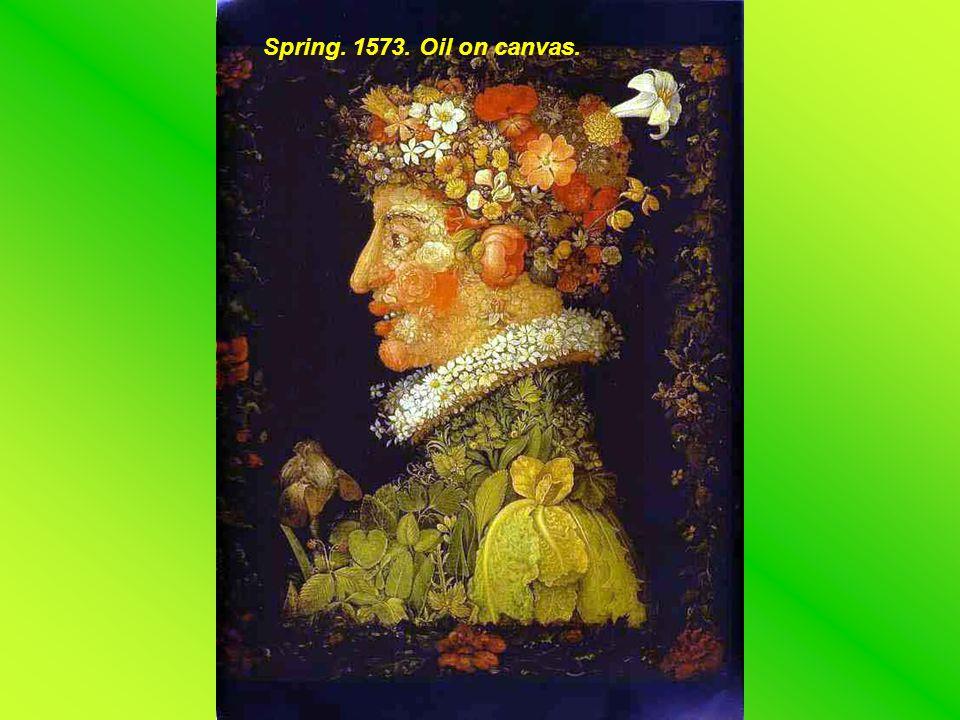 Giuseppe Arcimboldo 1527-1593 Italian peinter voiculescu_gabriel2002@yahoo.com 09.07.2007