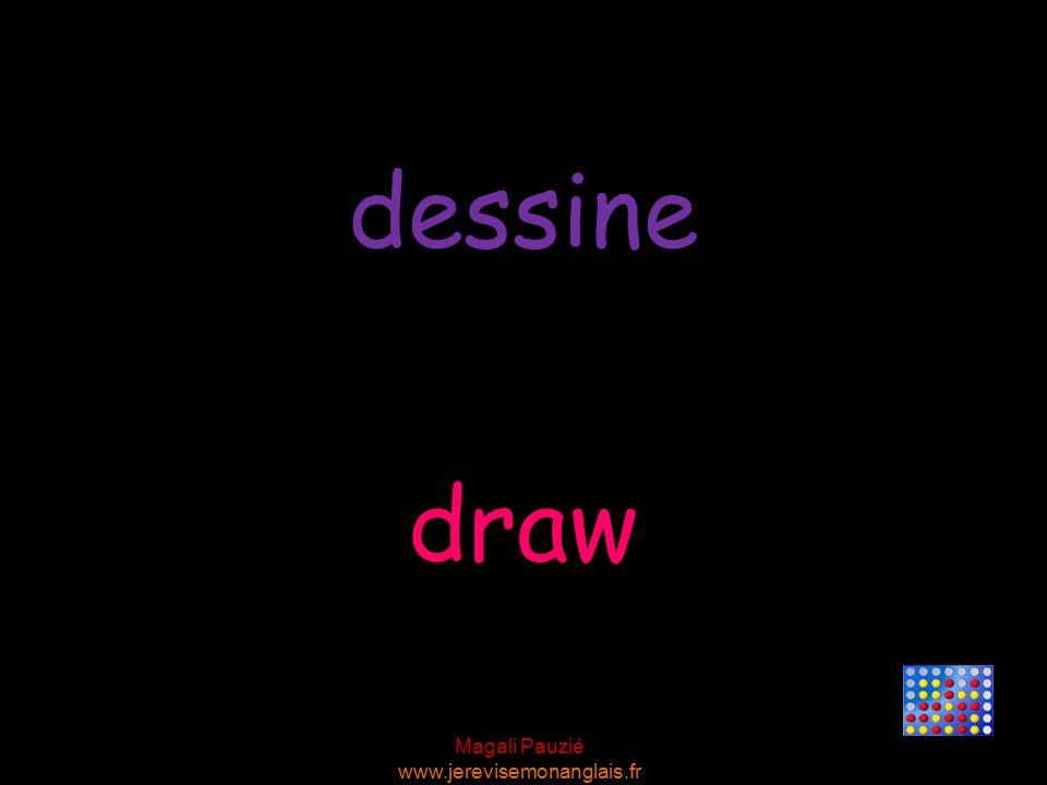 Magali Pauzié www.jerevisemonanglais.fr draw dessine