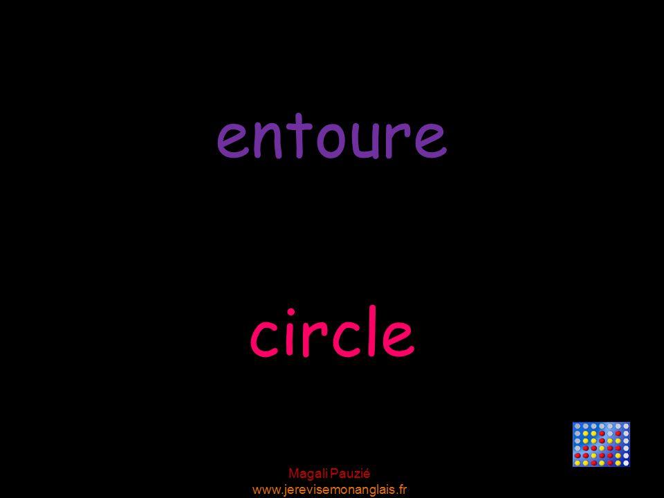 Magali Pauzié www.jerevisemonanglais.fr circle entoure