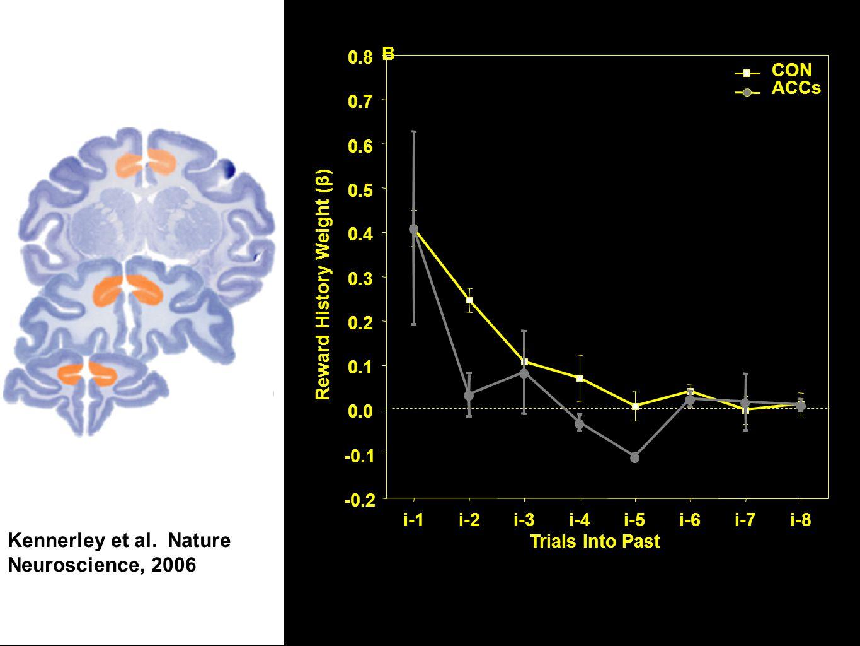 Rudebeck et al., Science, 2006
