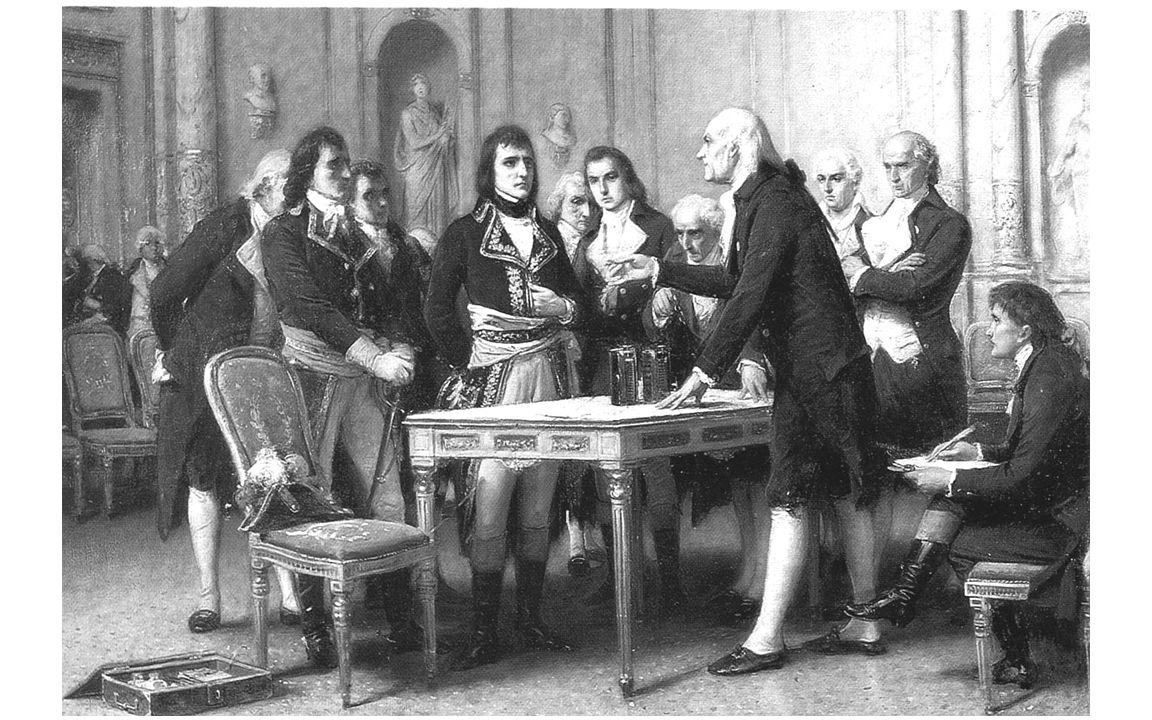 In the presence of First Consul Napoleon, he read his Memoria sull identità del fluido elettrico col fluido galvanico , and received a gold medal in recognition of his outstanding scientific contributions.