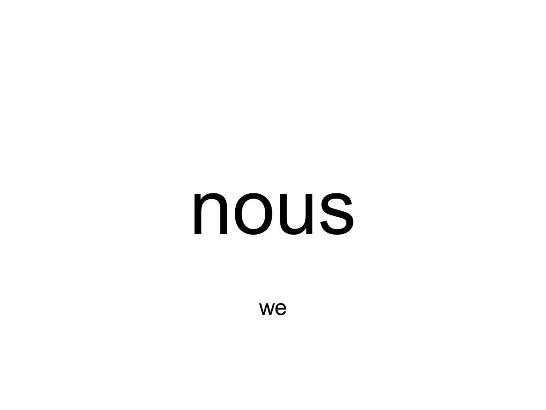 nous we