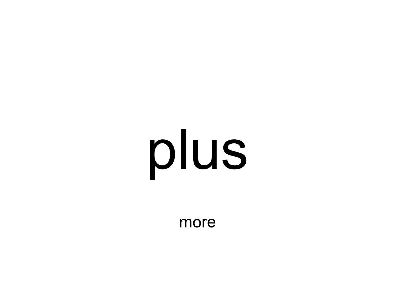 plus more
