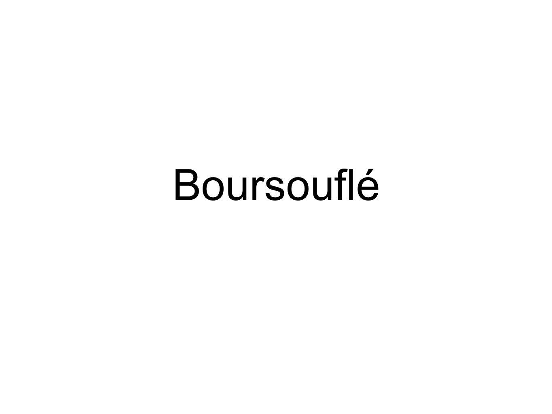 Boursouflé