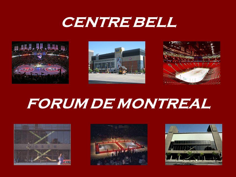 CENTRE BELL FORUM DE MONTREAL