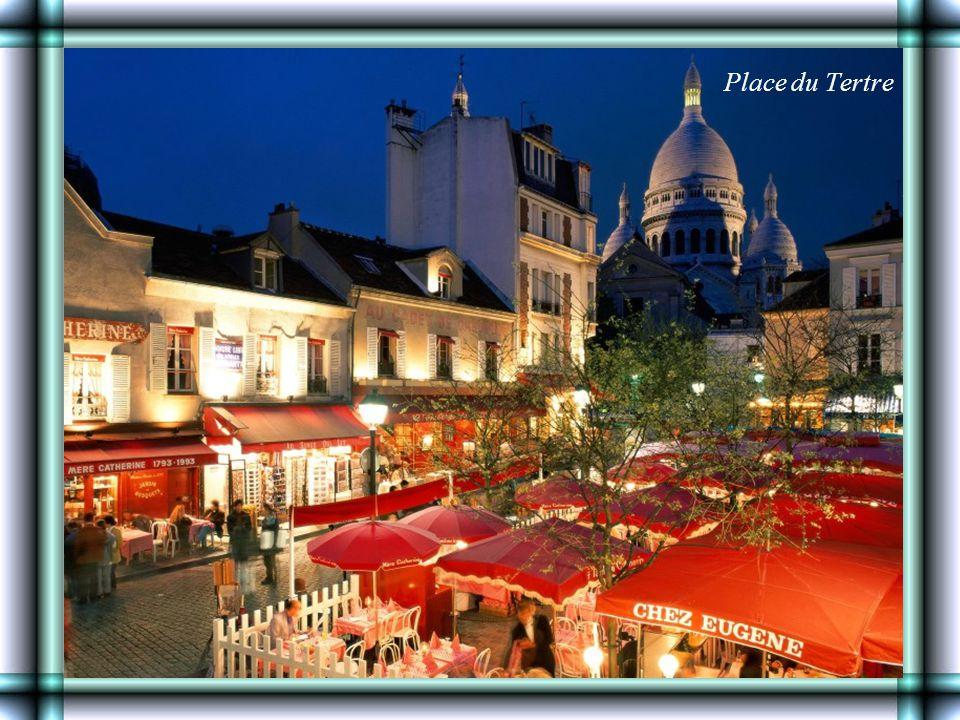 Place de Etoile