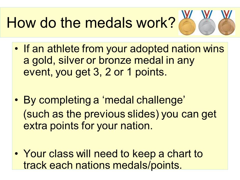 Your next medal challenge When is your nation's first event? What sport is it? What language is spoken in your chosen country? How do you say 'hello'