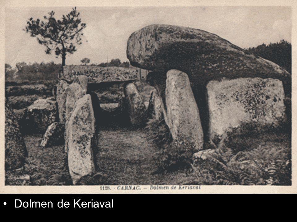 Dolmen de Keriaval