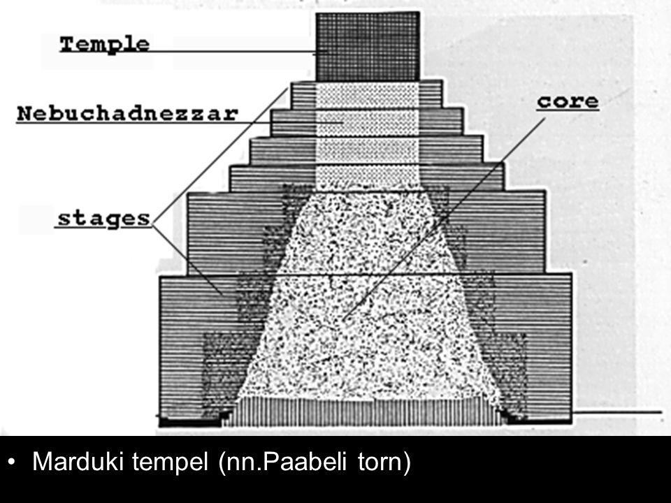 Marduki tempel (nn.Paabeli torn)