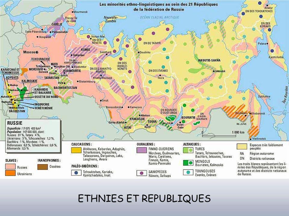 ETHNIES ET REPUBLIQUES