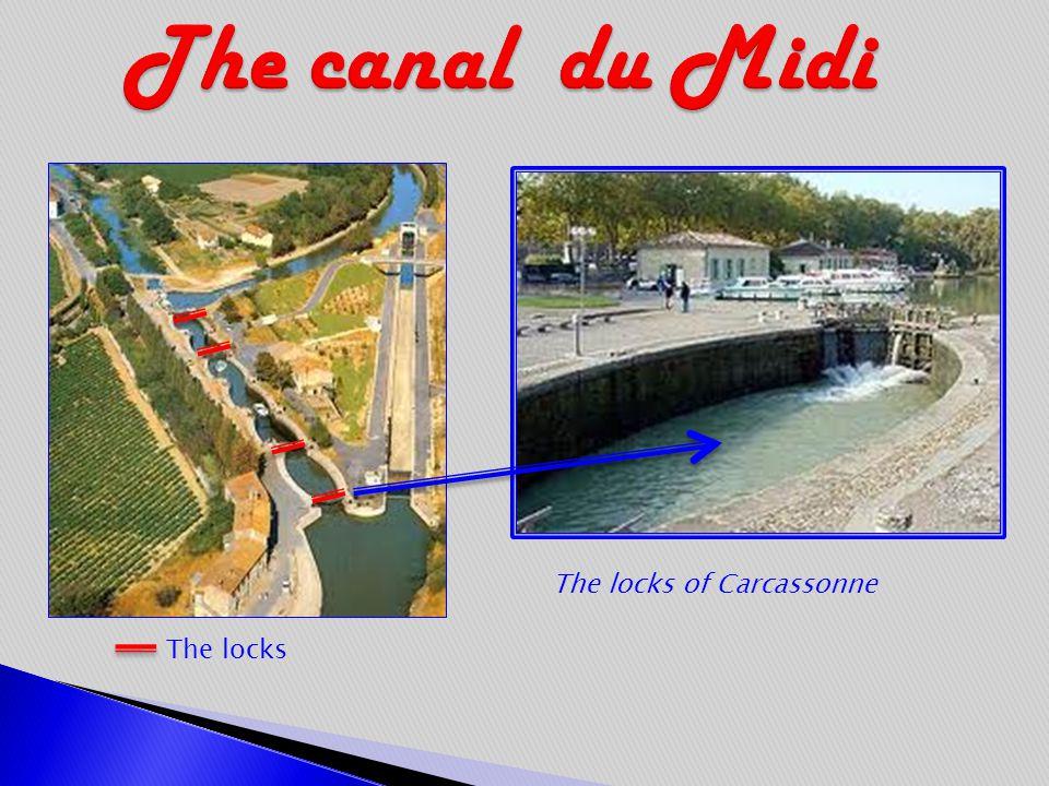 The locks The locks of Carcassonne